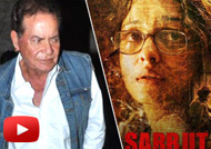 Salman's Father Salim Khan Watches 'Sarbjit'