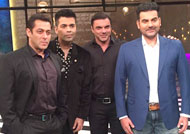 Salman Khan to hit century with 'Koffee with Karan'