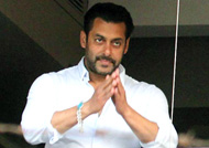 Salman thanks fans for prayers and support: Chinkara poaching case