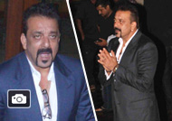 Sanjay Dutt Celebrates his 57th Birthday with Friends & Family