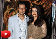 Aishwarya Rai, Randeep Hooda at 'Sarbjit' Success Bash