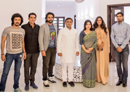 'Sarbjit' team received warmly by Chief Minister of Uttar Pradesh