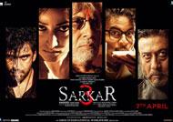 'Sarkar 3' Poster