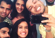 Shraddha Kapoor's cool selfie with team 'Half Girlfriend'