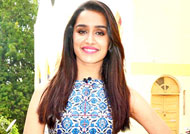 Shraddha surprised from fans before birthday!