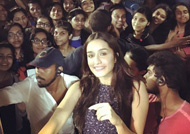 Shraddha Kapoor makes fan happy post 'OK Jaanu' shooting! AND HOW?