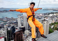 Sidharth Malhotra: New Zealand Calling