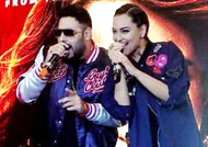 Sonakshi & Badshah Together????