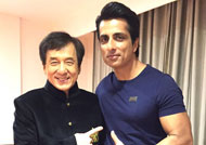 Sonu Sood wants to cast Jackie Chan