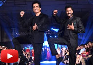 Sonu Sood, Prabhudeva Walk On Ramp in 'Tutak Tutak Tutiya' Style