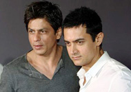 Shah Rukh Khan can't be like Aamir Khan!