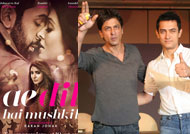 'Ae dil Hai Mushkil' title track mesmerizes; SRK, Aamir Khan applaud