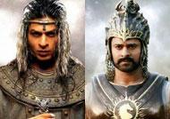SRK's cameo in 'Baahubali 2'??? Prabhas amused!