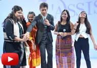 Shah Rukh Khan Launches D'Decors Digital Interface D'Assist