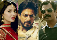 SRK reveals reason why 'Raees' has Mahira & Nawazuddin