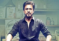SRK gets new look - Thanks to Farhan & Ritesh Sidhwani