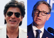 Shah Rukh Khan dines with Hollywood filmmaker Paul Feig virtually!