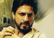 OMG! SRK had tried 50 Glasses for 'Raees' Look