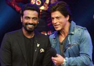 When SRK hugged Remo D'Souza