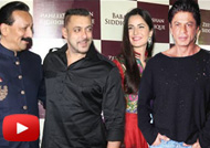 Salman, Shahrukh, Katrina at Baba Siddiqui's Iftar Party 2016