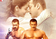 Salman Khan in 'Sultan' Latest Poster makes 'Double' Impact