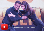 Salman Khan, Anushka Sharma at 'Sultan' Trailer Launch