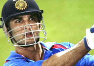 Sushant had to think like MS Dhoni!