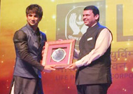 Sushant Singh Rajput honoured by Maharashtra's Chief Minister