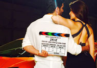 Sushant and Jacqueline begin to 'Drive'!