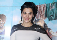 'RunningShaadi.com' is very special to me: Taapsee
