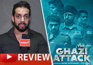 Watch 'The Ghazi Attack' Review by Salil Acharya