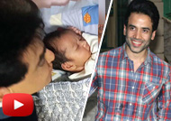 Tusshar Kapoor: My Son Looks Exactly like Me