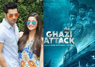 Alia Bhatt, Varun Dhawan excited to watch 'The Ghazi Attack'
