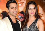 Varun Dhawan irritated Kriti Sanon?