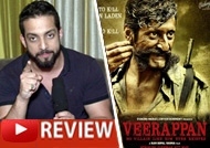 Watch 'Veerappan' Review by Salil Acharya