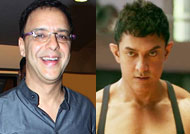 Aamir is a crazy person: Vidhu Vinod Chopra