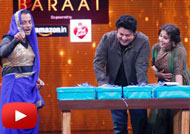 VVidya Balan Promotes 'Kahaani 2' On Set of 'Yaaron Ki Baarat'