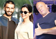 Vin Diesel CONFIRMS Deepika & Ranveer are couple