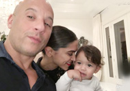 Perfect Selfie! Deepika Padukone clicked with Vin Diesel and daughter Pauline