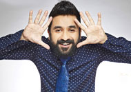 Vir Das makes a milestone with million
