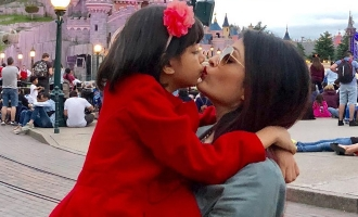 Aishwarya Rai And Daughter Aaradhya Celebrates France's World Cup Victory in Style