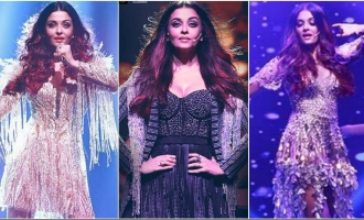 Aishwarya Rai Bachchan Setting The Stage On Fire With 'Fanney Khan's - Mohabbat!