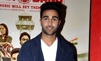 Aadar Jain 'nervous, excited' about debut film