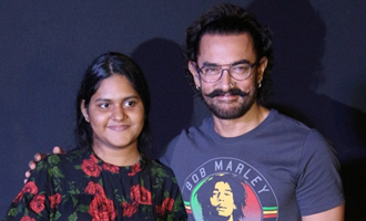 Aamir introduces 'secret singer' of 'Secret Superstar'