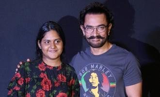 Aamir Khan at 'Secret Superstar' Song Launch