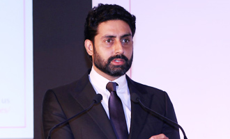 Abhishek Bachchan stands for Green Heroes