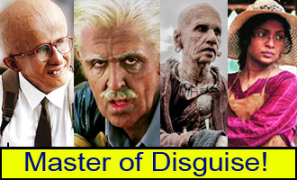 Bollywood actors who suprised us with their disguise skills!