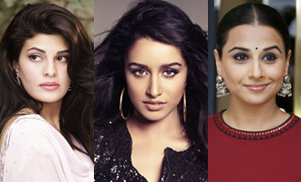 Jacqueline, Shraddha, Vidya Balan have hidden talents! FIND OUT