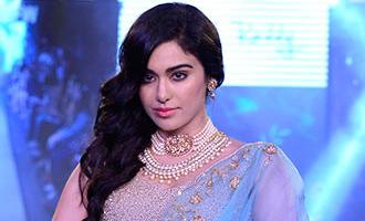 Adah Sharma debuts on the ramp at Crocs Mysore Fashion Week