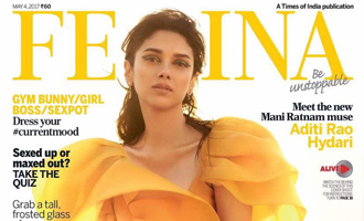 Aditi Rao Hydari: Refreshing & Stunning in Femina Latest Photoshoot